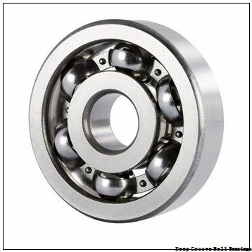 4 mm x 13 mm x 5 mm  NTN FL624ZZ deep groove ball bearings