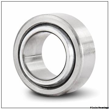 45 mm x 50 mm x 50 mm  SKF PCM 455050 E plain bearings