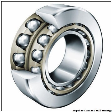 32 mm x 55 mm x 23 mm  NACHI 32BG05S1G angular contact ball bearings