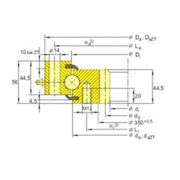 SIGMA ESI 20 0744 thrust ball bearings