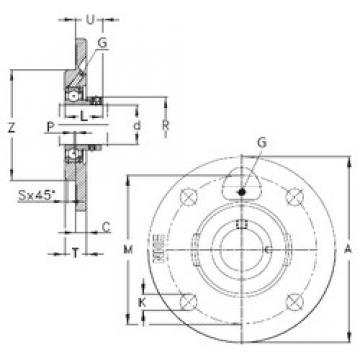 NKE PMEY30-N bearing units