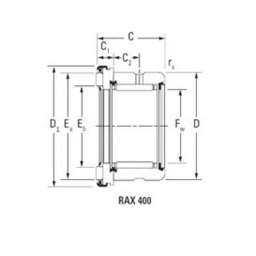 KOYO RAX 435 complex bearings