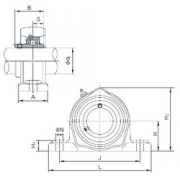 NACHI UCPK324 bearing units