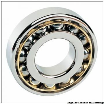 50 mm x 90 mm x 30,2 mm  PFI 5210-2RS C3 angular contact ball bearings