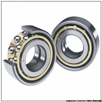 60 mm x 130 mm x 54 mm  FBJ 5312-2RS angular contact ball bearings