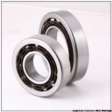 100 mm x 150 mm x 24 mm  NSK 100BER10X angular contact ball bearings