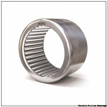 45 mm x 68 mm x 4,2 mm  NBS AXW 45 needle roller bearings
