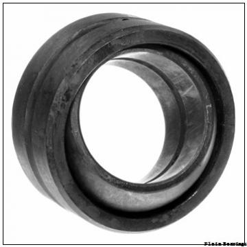 107,95 mm x 168,28 mm x 94,46 mm  ISB GEZ 107 ES plain bearings