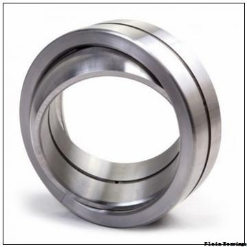 35 mm x 55 mm x 25 mm  NSK 35FSF55 plain bearings