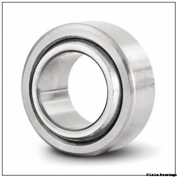 18 mm x 32 mm x 19 mm  ISO GE18/32XDO plain bearings