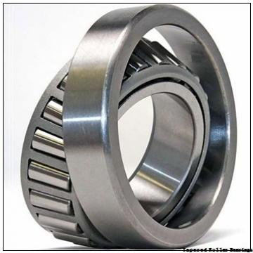 40 mm x 78 mm x 7,5 mm  NBS 89308TN thrust roller bearings