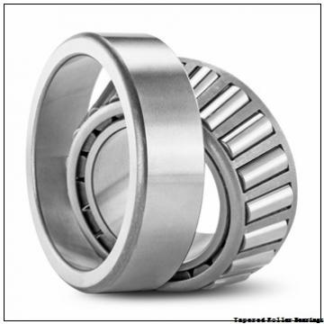 75 mm x 130 mm x 33,5 mm  Gamet 133075/133130P tapered roller bearings