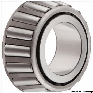 480 mm x 580 mm x 24 mm  SKF 81196M thrust roller bearings
