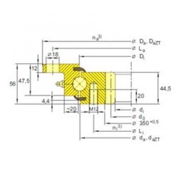 SIGMA ELI 20 0744 thrust ball bearings