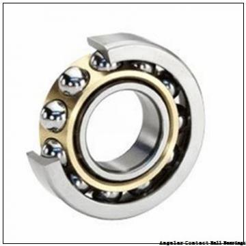 75 mm x 115 mm x 20 mm  KOYO 7015 angular contact ball bearings