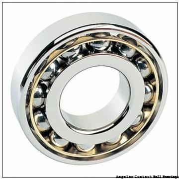 200 mm x 420 mm x 80 mm  NSK 7340 B angular contact ball bearings