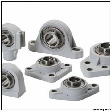 SNR USFLE206 bearing units