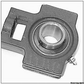 SNR UCFA206 bearing units