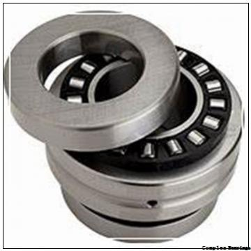 40 mm x 75 mm x 11 mm  INA ZARN4075-L-TV complex bearings