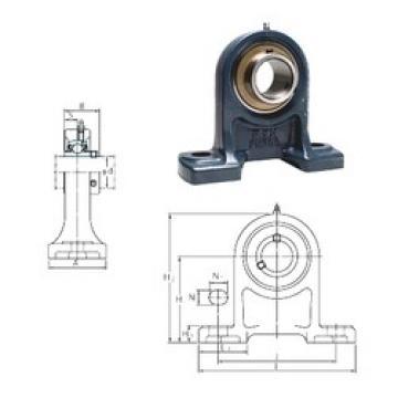 FYH UCPH206-20 bearing units