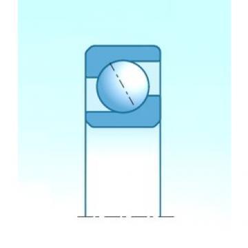 80,000 mm x 140,000 mm x 26,000 mm  SNR 7216BGM angular contact ball bearings