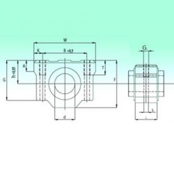 NBS SCV 40 AS linear bearings