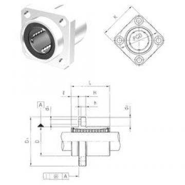 Samick LMEKP16 linear bearings