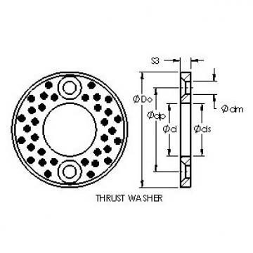 AST AST650 WC10N plain bearings
